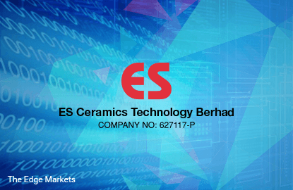 Insider Asia's Stock Of The Day: ES Ceramics Technology