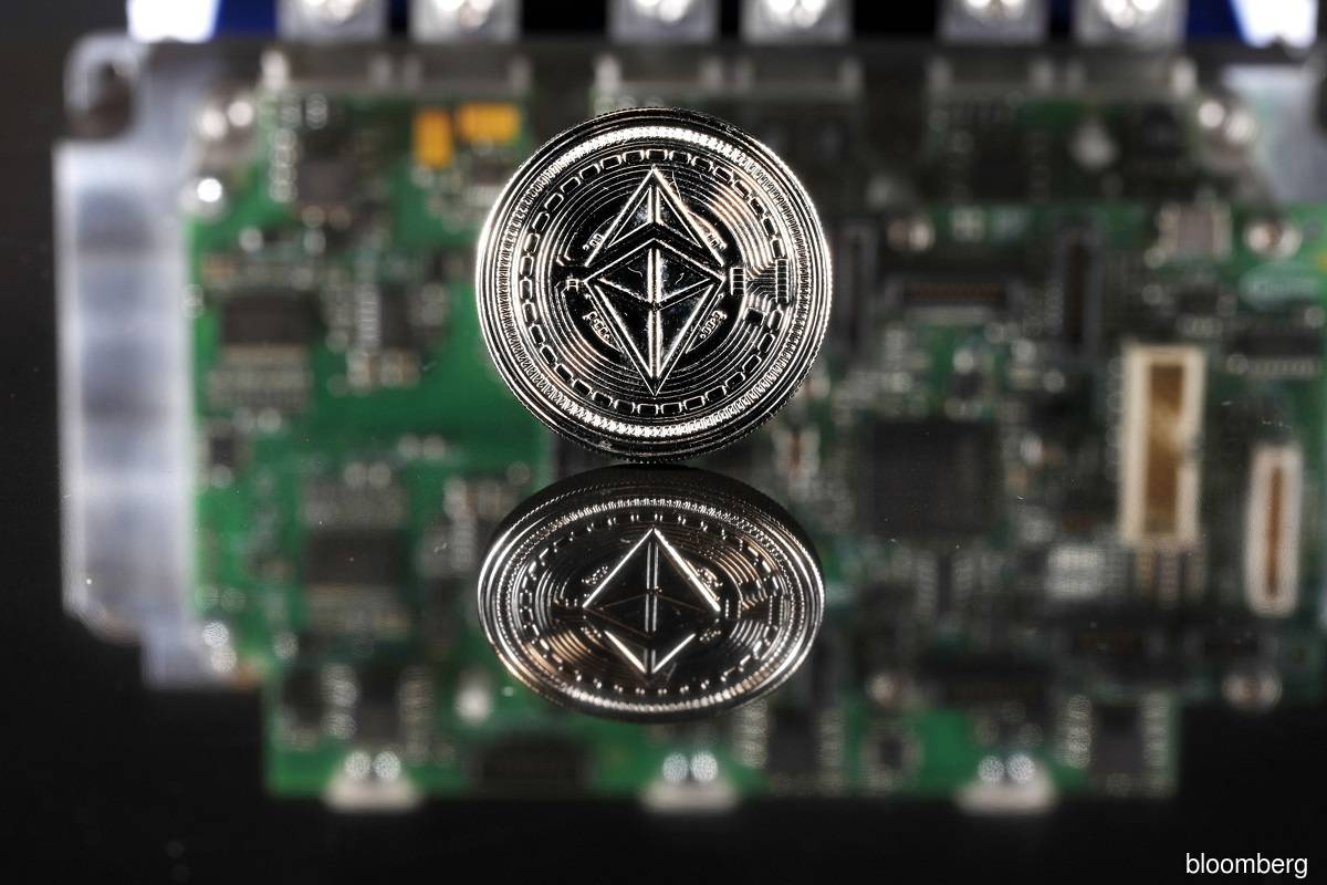 Second-biggest cryptocurrency ethereum breaks US$4,000 to hit record high