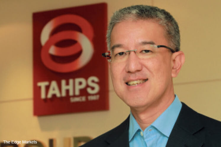 New CEO wants to make TAHPS shine