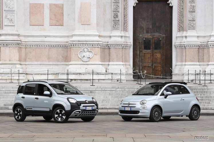 Coronavirus piles pressure onEurope's stricken auto industry