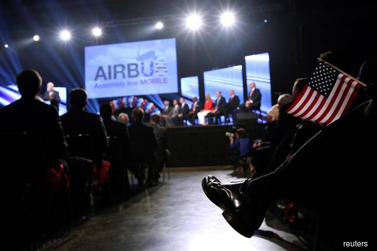 Airbus plant in Alabama spared fallout from U.S. tariffs