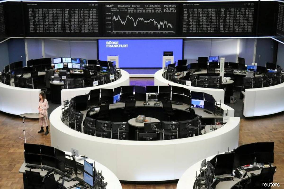 European stocks mark best day in nearly 4 months after bond-driven rout