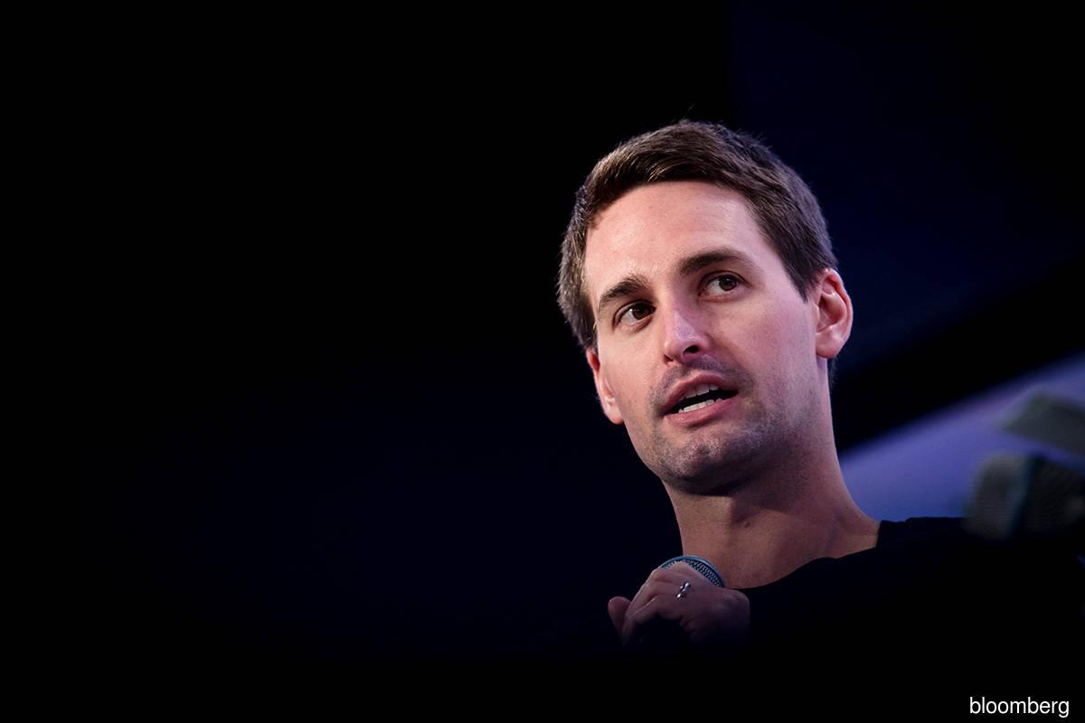 KKR names Snap's Evan Spiegel as independent director