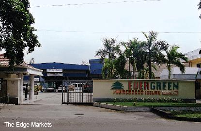 Evergreen's 1HFY15 turns around with RM43.9m net profit