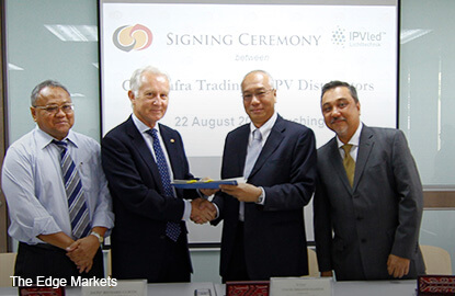 Cahya Mata JV inks agreement for distribution of heavy duty LED in Sarawak