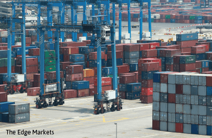 Malaysia's February exports up 26.5% on year, imports rise 27.7%