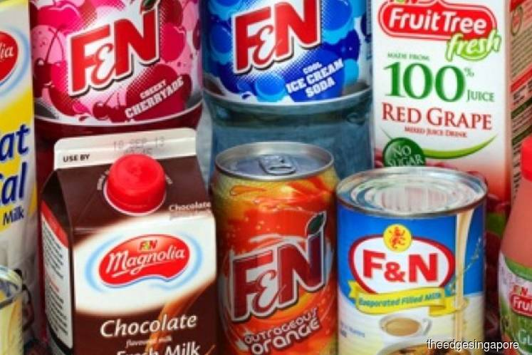 F&N posts 48% jump in 1Q earnings to S$37.9 mil on lower costs, share of associate Vinamilk