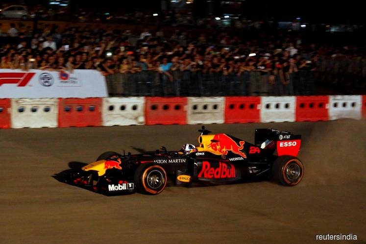 Motor racing: Vietnam ready to join Singapore in F1 firmament