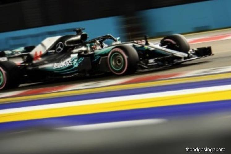 Formula One clinches US$100m deal to sell sponsorships to bookies