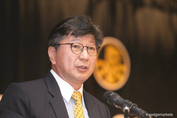 Soh says the government should review the stimulus package from time to time to also assist large corporations as SMEs are dependent on them as part of the overall business ecosystem. (The Edge file photo)