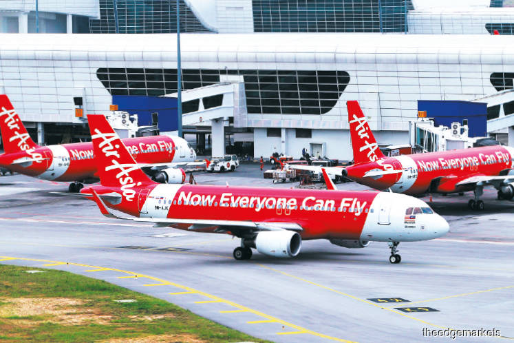 AirAsia has been especially hit by the travel bans imposed in both its base countries and destination countries.