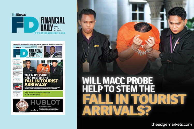Will MACC probe help to stem the fall in tourist arrivals?