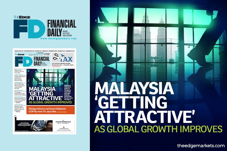 Malaysia 'getting attractive' as global growth improves