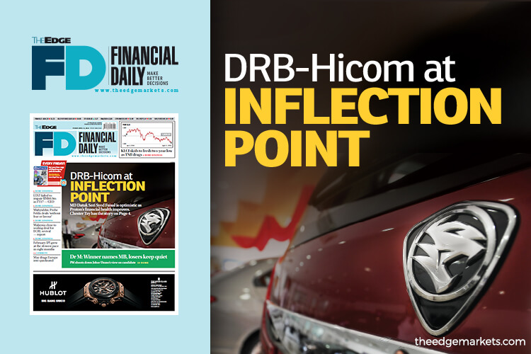 DRB-Hicom at inflection point