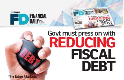 政府需加紧脚步降低财政债务
