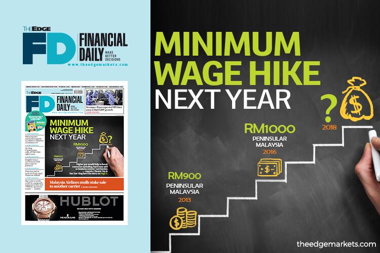 Minimum wage to go up