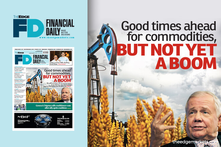 Good times seen for commodities, but not yet a boom