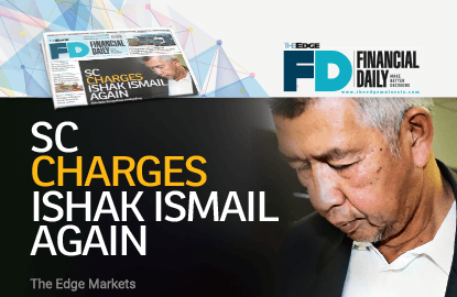 SC charges Ishak Ismail again