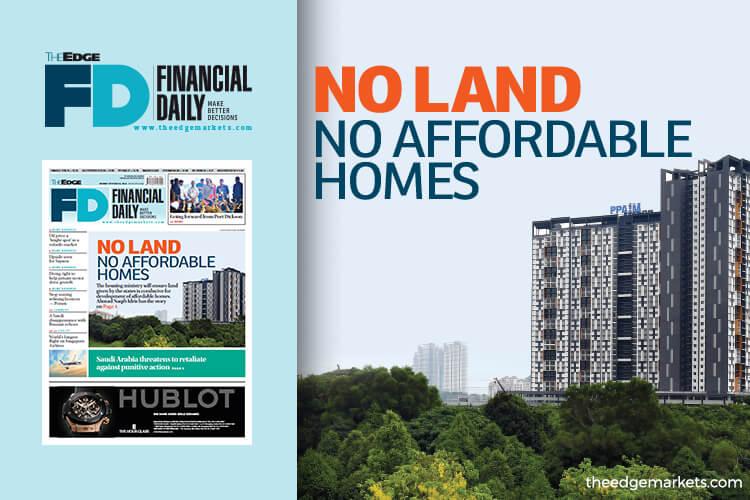 No land, no affordable homes
