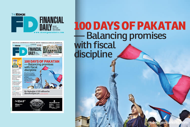 100 days of Pakatan — Balancing promises with fiscal discipline