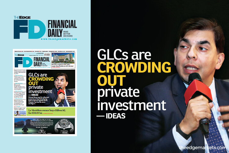 GLCs are crowding out private investment — IDEAS