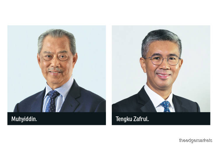 PNB: Muhyiddin appointed as YPB chairman, Zafrul deputy