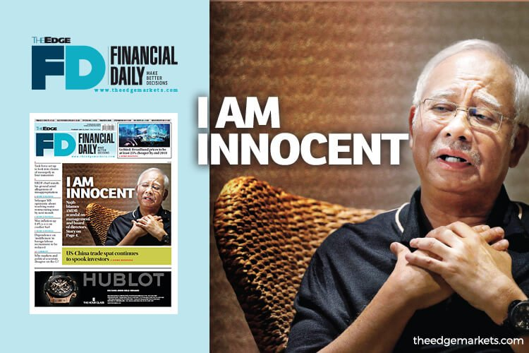 'I am innocent'