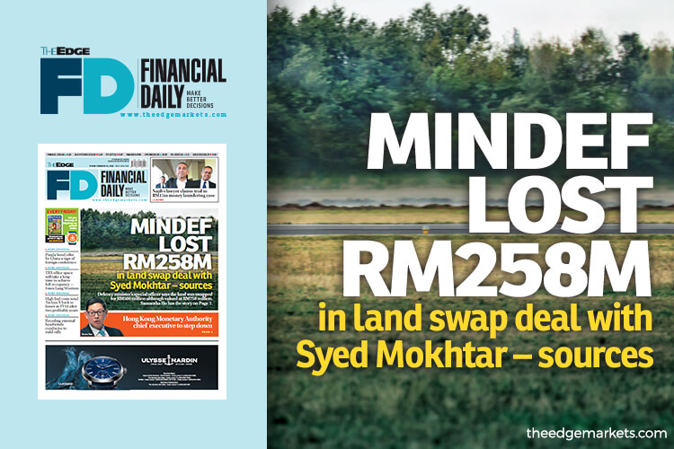 Mindef lost RM258m in land swap deal with Syed Mokhtar — sources