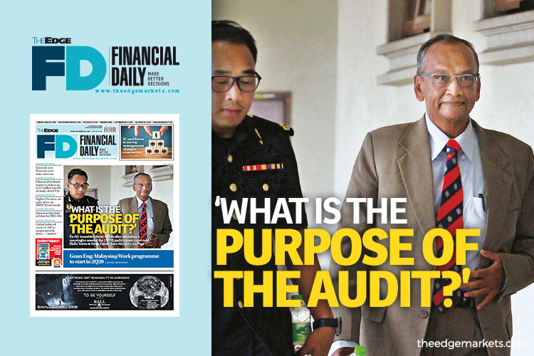 'What is the purpose of the audit?'