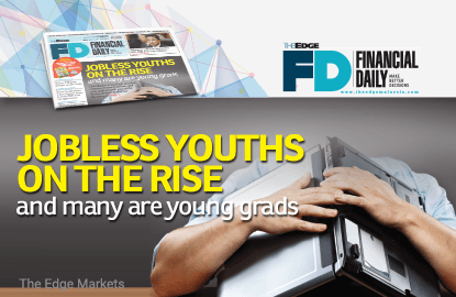 Bank Negara Malaysia Annual Report 2016: Jobless youths on the rise