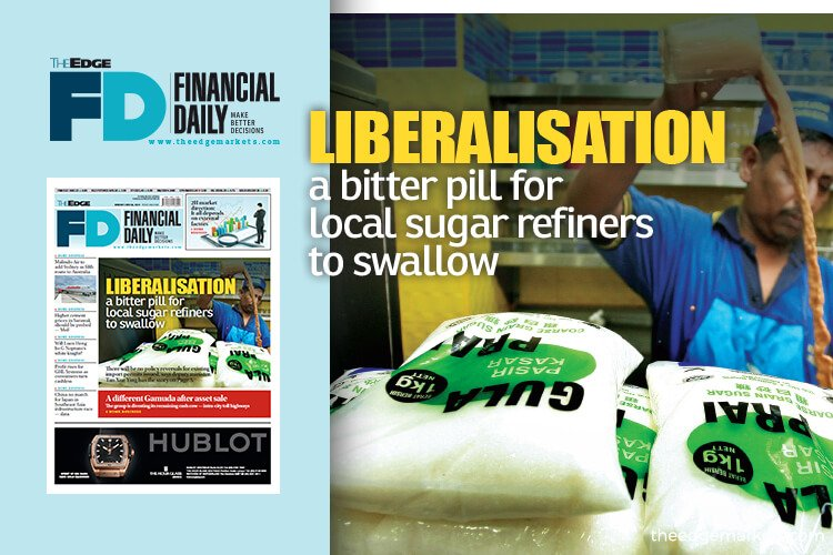 Liberalisation a bitter pill for sugar refiners to swallow