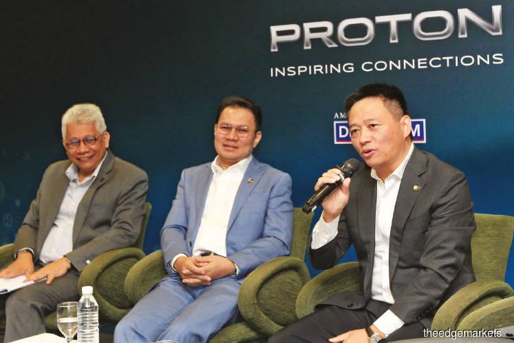 Proton CEO says company's turnaround plan on track