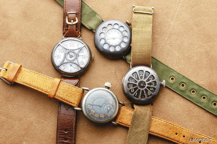 WATCHES: How World War I changed watches forever