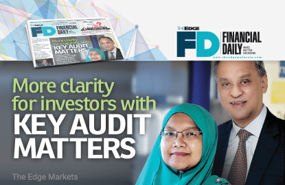 More clarity with 'Key Audit Matters'