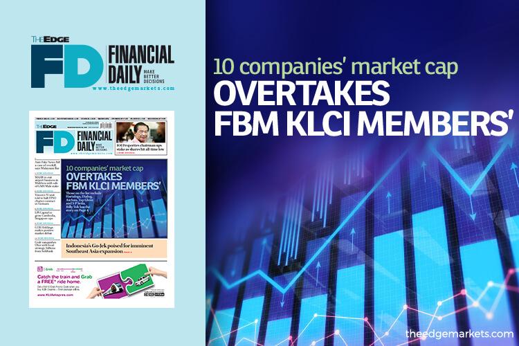 kl stock exchange index