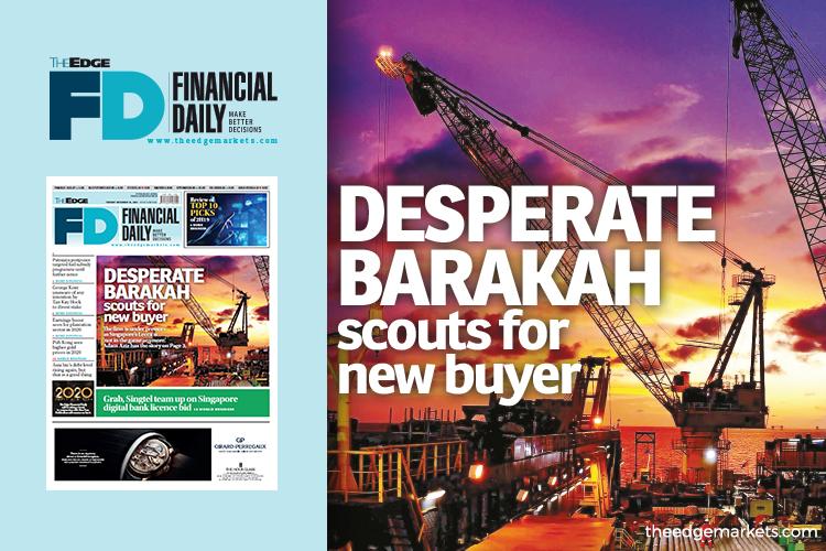 Desperate Barakah scouts for new buyer