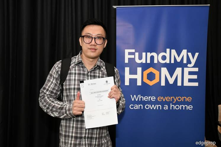 'FundMyHome made my dream come true!'
