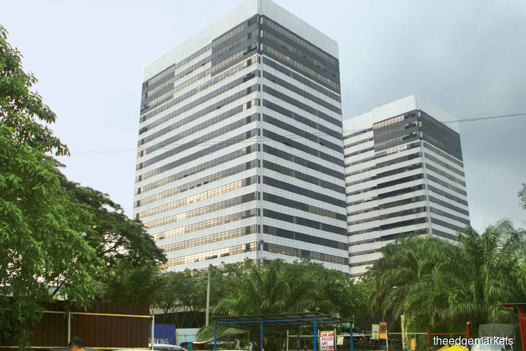 Newsbreak: OSK Holdings puts Faber Towers up for sale