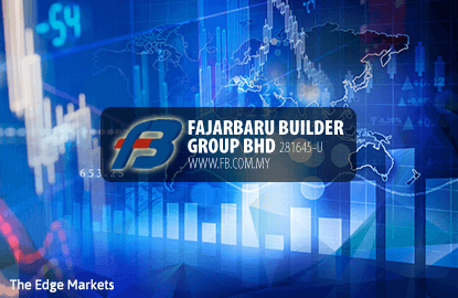 Stock With Momentum: Fajarbaru Builder Group