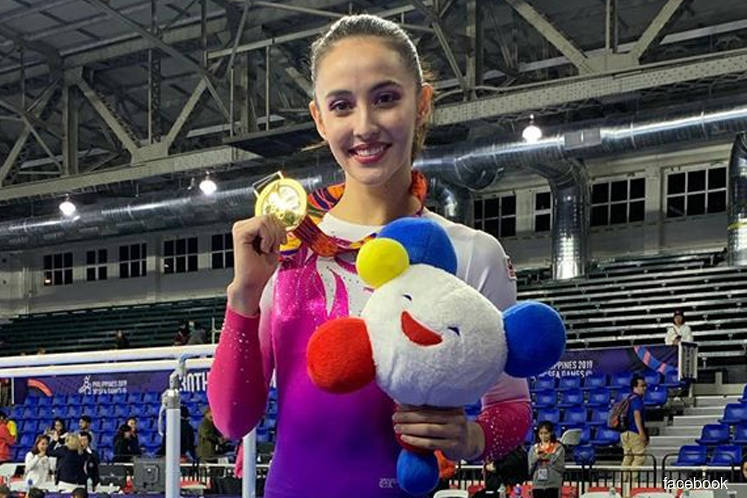 Farah Ann shines in Malaysia's golden outing