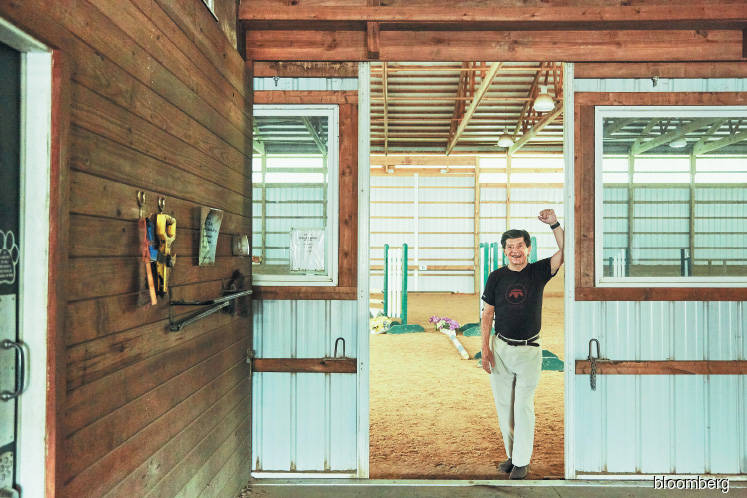 Lifestyle farming the latest addictive hobby for banker types