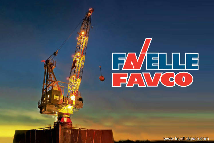 Higher contribution from IA cushions Favelle's 4Q18 earnings