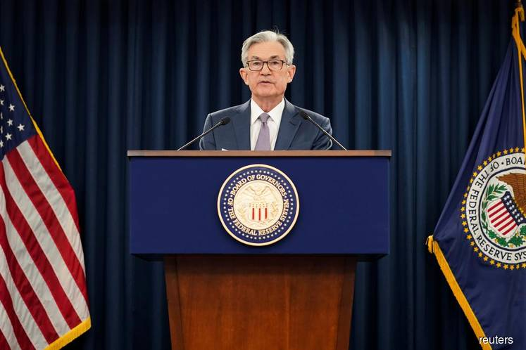 Powell Says Economy May Be in Recession, Virus Will Dictate Timetable