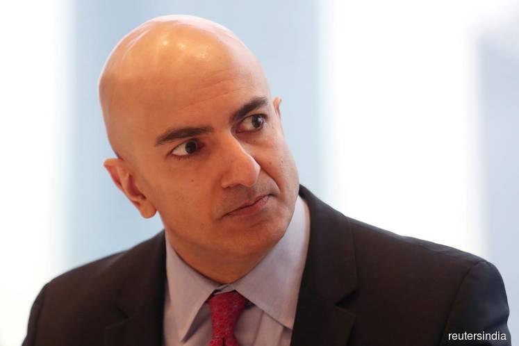 Fed's Kashkari says major U.S. banks should raise US$200 bil in capital, says FT