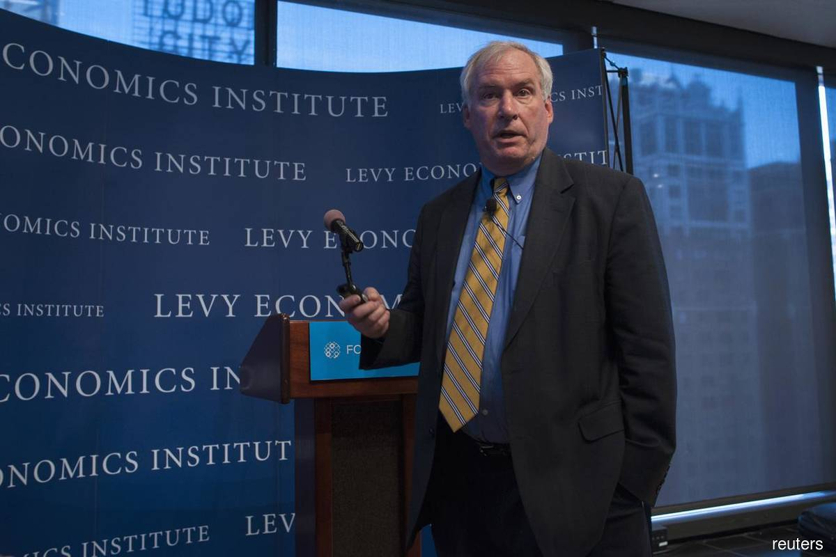 Boston Fed President Eric Rosengren (Photo credit: Keith Bedford, Reuters filepix)