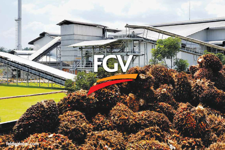 Felda Global Ventures up after Najib said independent report ready