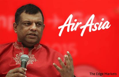 AirAsia's Fernandes reveals grand F&B plans