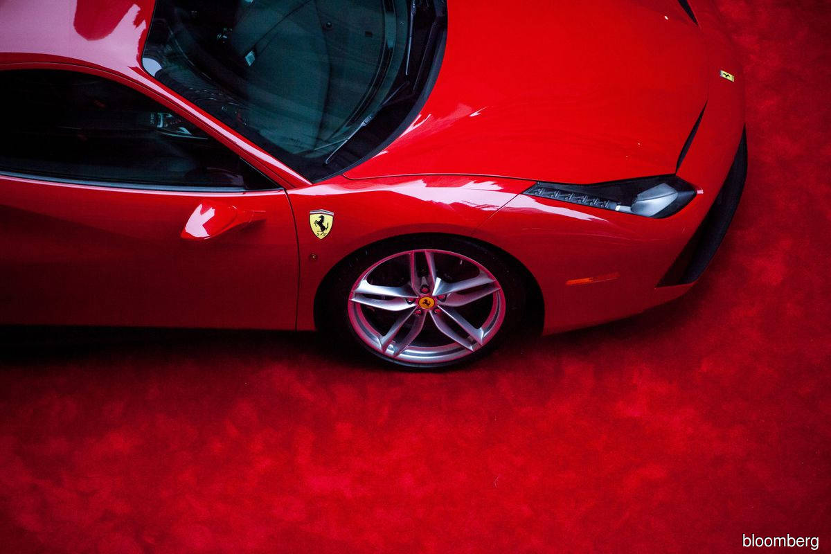 Ferrari and Bentley find buyers in Singapore despite pandemic