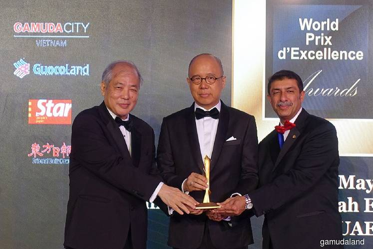 Gamuda Land bags FIABCI Gold award for first Vietnam township