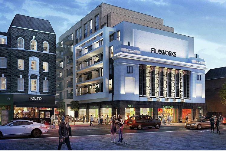 Knight Frank Malaysia, Berkeley Group St George bring London's mixed-use development Filmworks to Malaysia